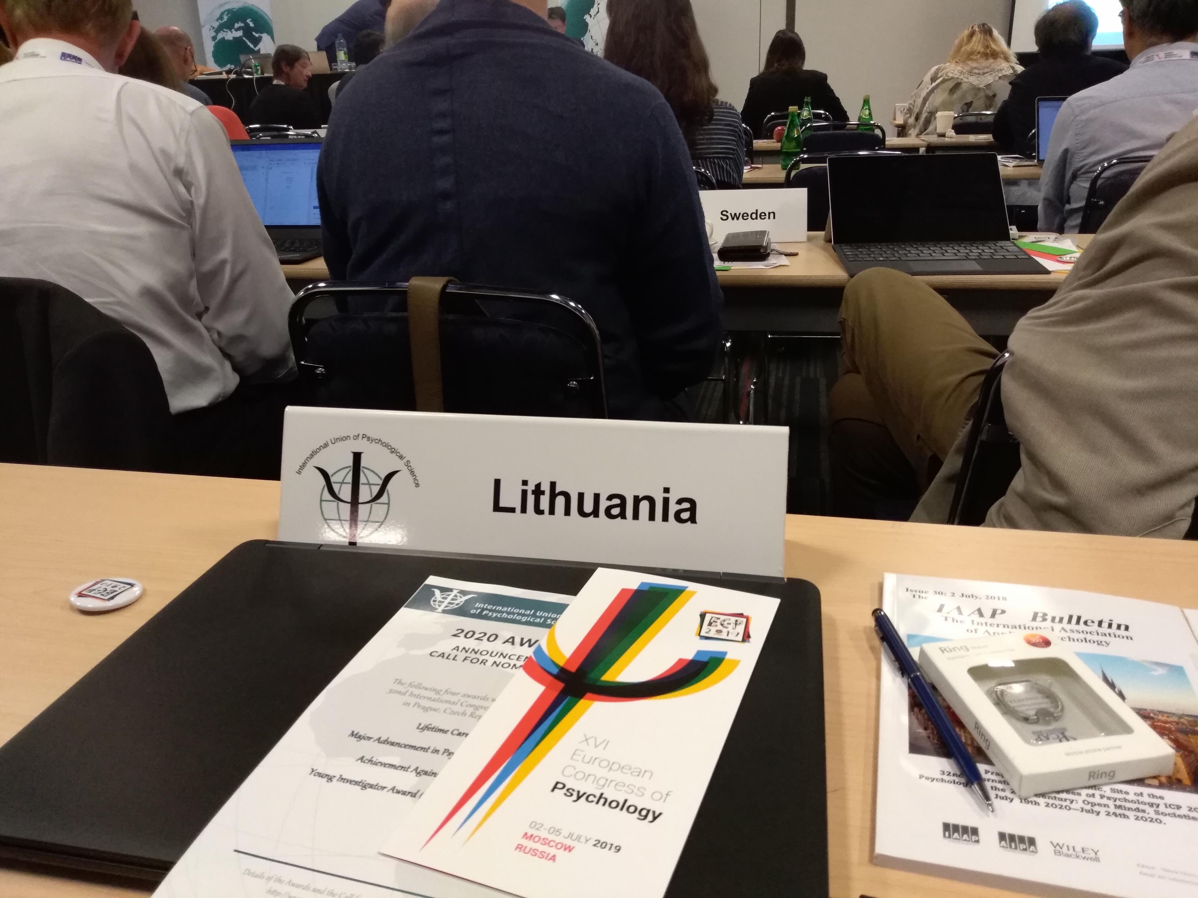 Events Sc 2020.Visuotinis Iupsys Narių Susirinikimas